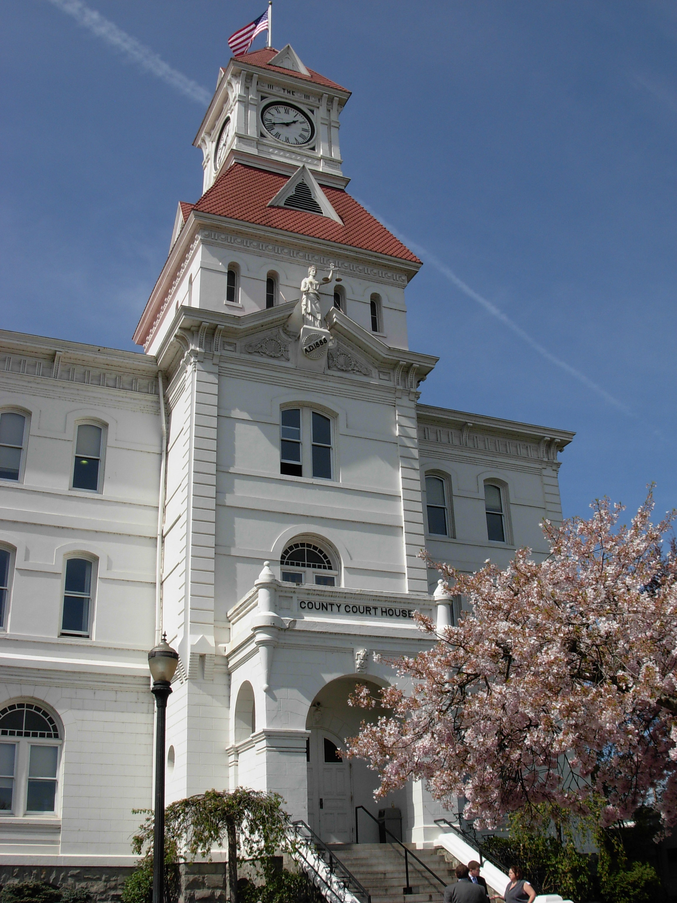 Courthouse Preservation Committee Home | Benton County Oregon