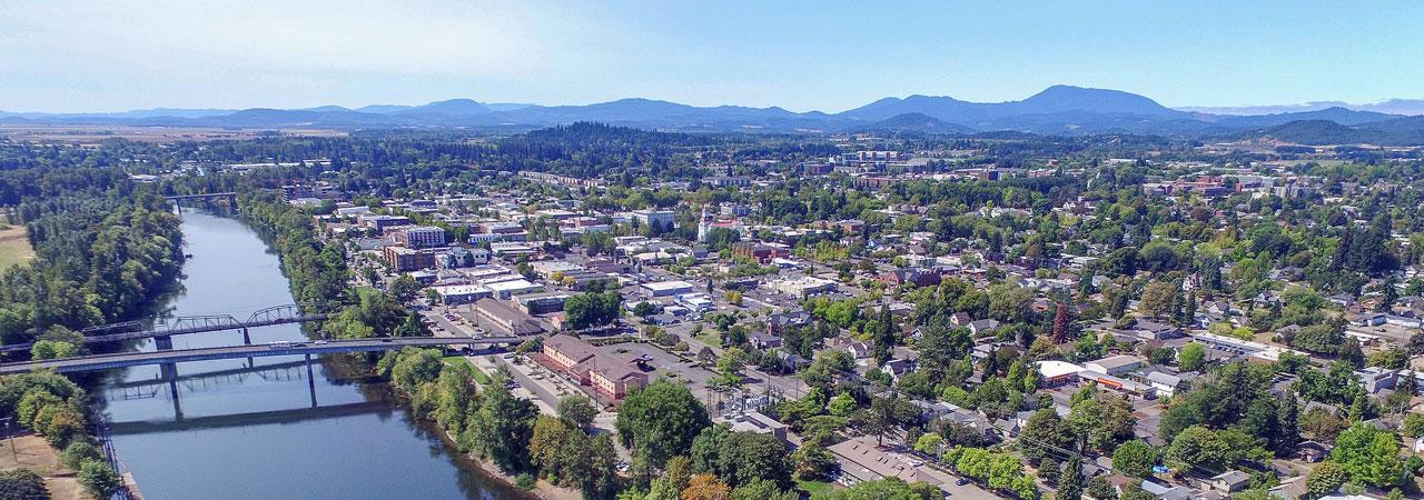 Our County Benton County Oregon