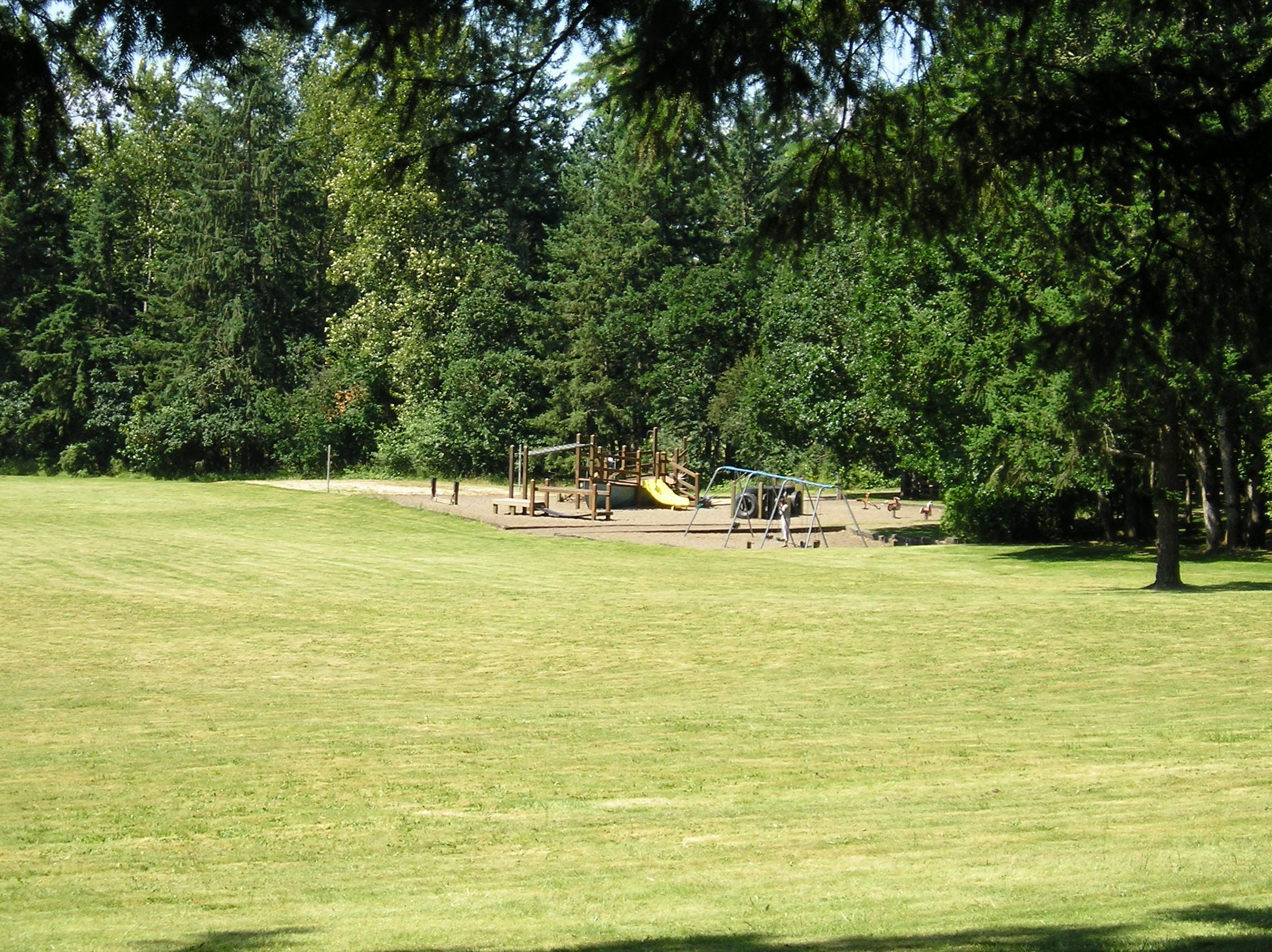 North Albany Park Benton County Oregon