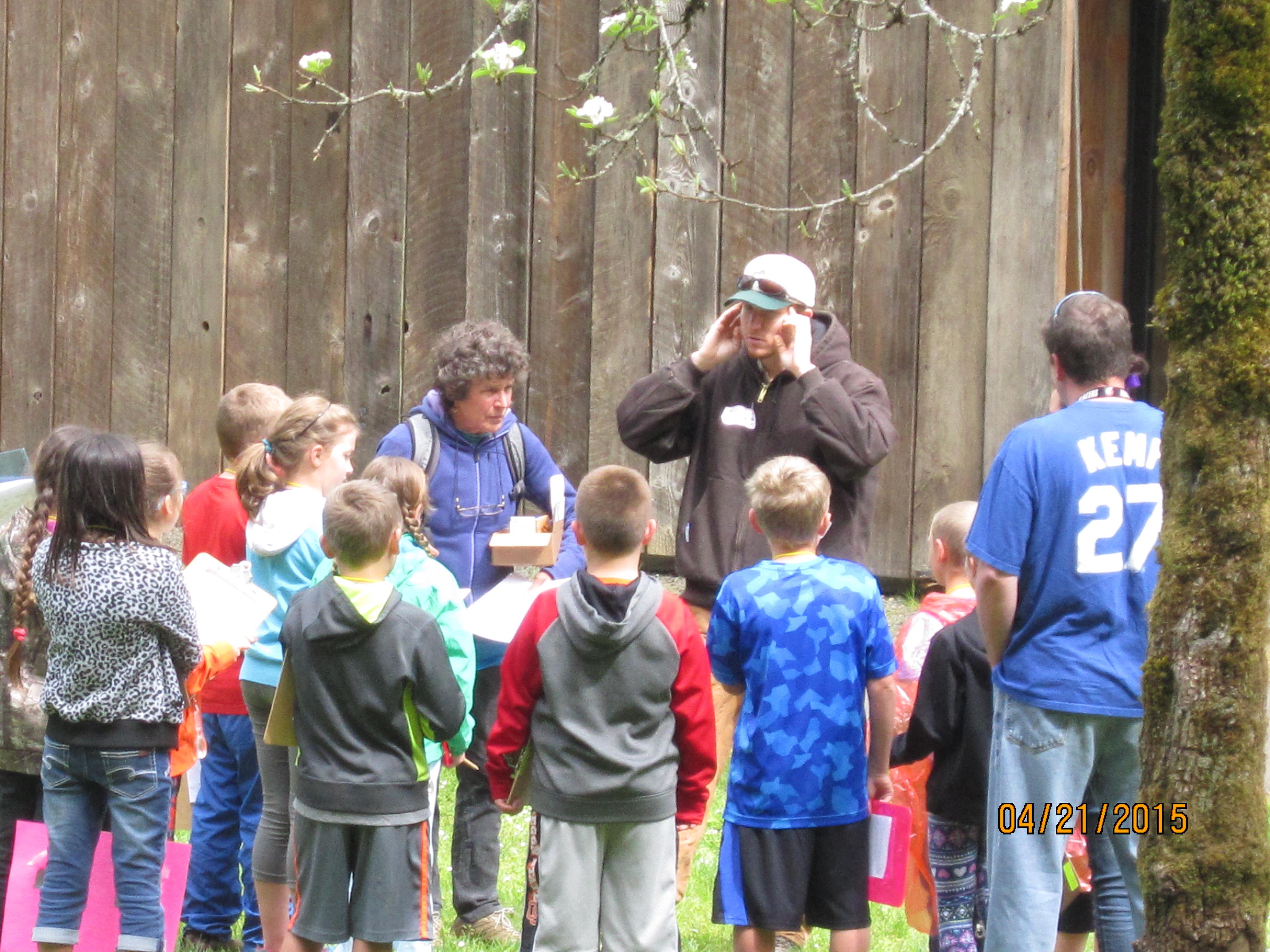 Outdoor Education Amp Recreation Program Benton County Oregon