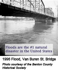 Flood Facts Benton County Oregon