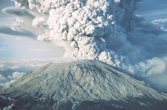 Volcano Benton County Oregon