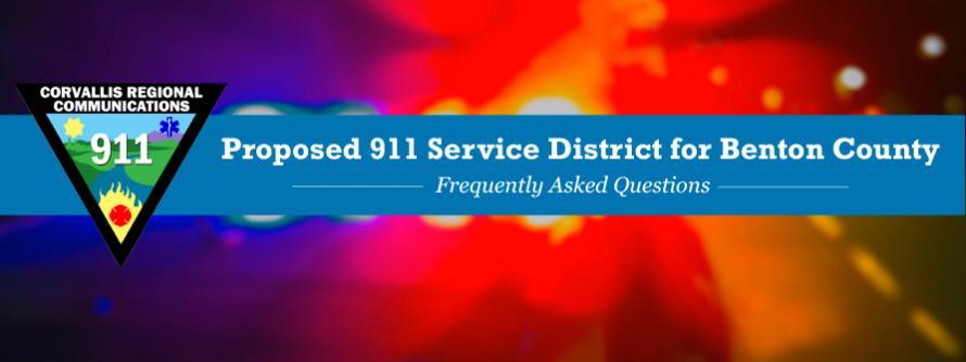 911 Service District