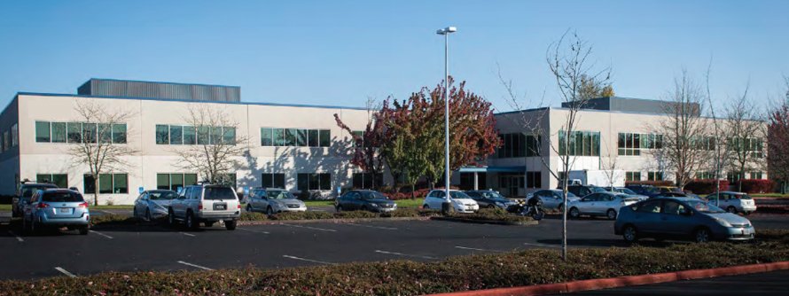 2 story cement office building located at 4500 SW Research Way, Corvallis