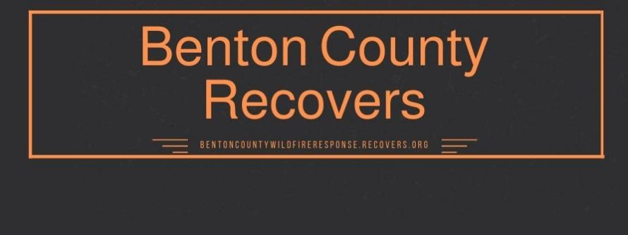 Benton County Wildfire Response: Volunteer, donate, or make a request