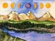 Cascade Eclipse