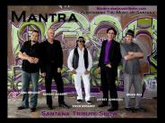 MANTRA Celebrating the Music of Santana