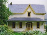 Frantz Historic Home