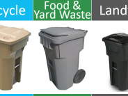 Waste Service Carts Benton County