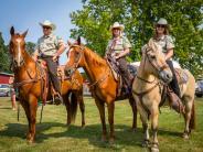 Sheriff's Mounted Posse