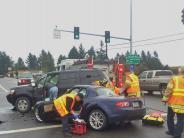 Deputies investigate fatal traffic crash.
