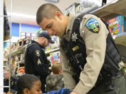 Shop with a Cop.