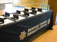 BCSO Awards Event