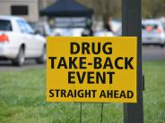 BCSO collects unwanted medications at Drug Take Back.