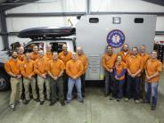 Corvallis Mountain Rescue volunteer team