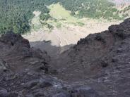 Three Fingered Jack rescue mission