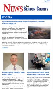 August 2018 e-Newsletter thumbnail