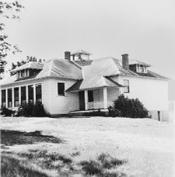 Bellfountain School, ca. 1940