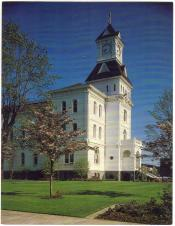 Color photo of Courthouse from Southeast