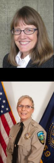Stacy Mellem & Diana Rabago Retire