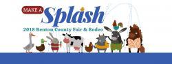 Benton County Fair and Rodeo Aug 1-4, 2018