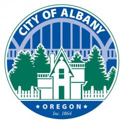 City of Albany, Oregon logo