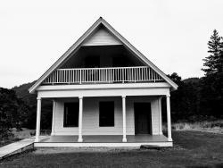 Fort Hoskins Commander's House
