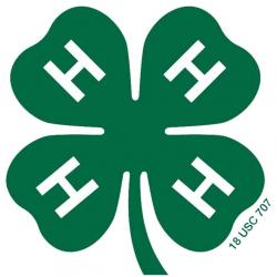 OSU Extension 4-H Clover