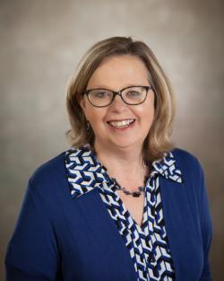 portrait of Community Health Center Executive Director Sherlyn Dahl