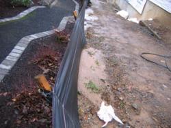Sediment Fence photo