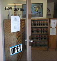 Law Library photo