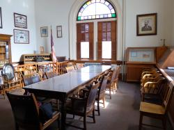 Picture of Jury Room used for committee meetings