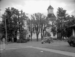 Copy Negative of Benton County Courthouse