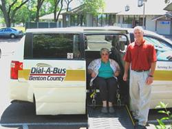 Dial-A-Bus for Special Needs