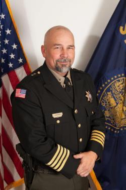 Sheriff Scott Jackson