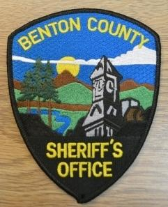 BCSO patch.