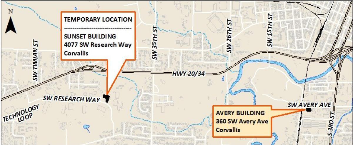 Community Development Returned to 360 SW Avery Ave Location Benton